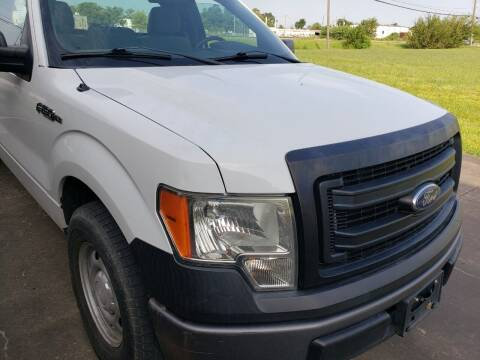 2013 Ford F-150 for sale at ATCO Trading Company in Houston TX