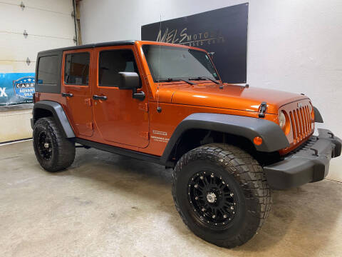 2010 Jeep Wrangler Unlimited for sale at Mel's Motors in Nixa MO