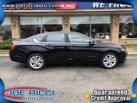 2019 Chevrolet Impala for sale at Mr Intellectual Cars in Shelby Township MI