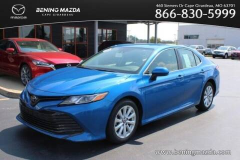 2019 Toyota Camry for sale at Bening Mazda in Cape Girardeau MO