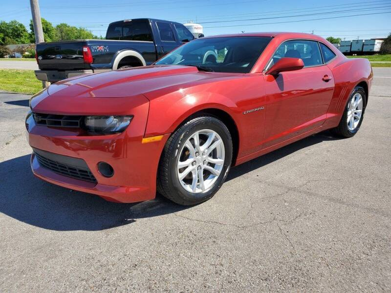 2014 Chevrolet Camaro for sale at Southern Auto Exchange in Smyrna TN