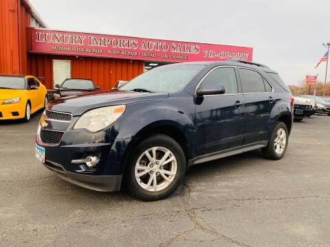 2015 Chevrolet Equinox for sale at LUXURY IMPORTS AUTO SALES INC in North Branch MN