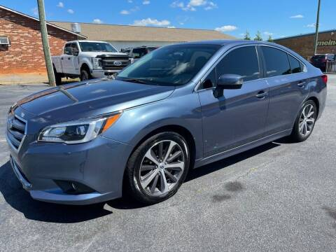 2017 Subaru Legacy for sale at Modern Automotive in Boiling Springs SC