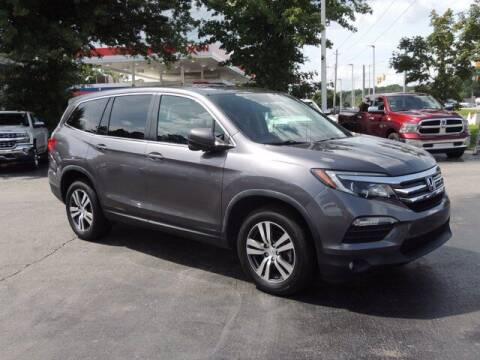 2017 Honda Pilot for sale at Auto Finance of Raleigh in Raleigh NC