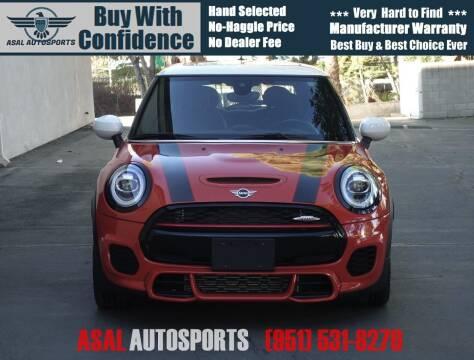 2020 MINI Hardtop 2 Door for sale at ASAL AUTOSPORTS in Corona CA