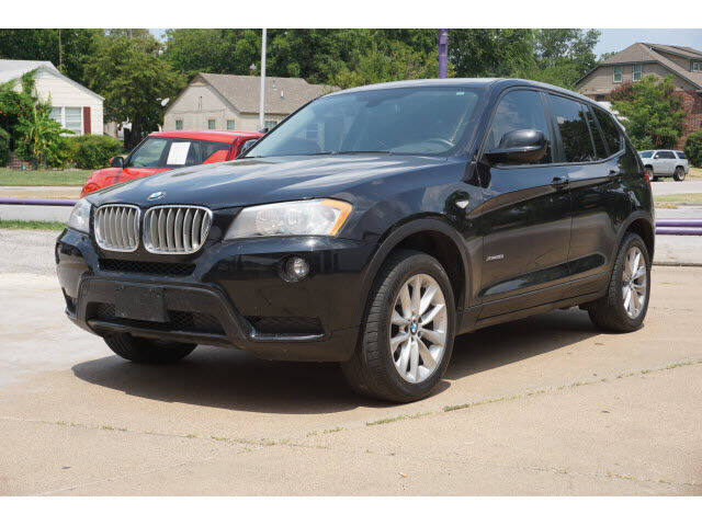2014 BMW X3 for sale at Credit Connection Sales in Fort Worth TX