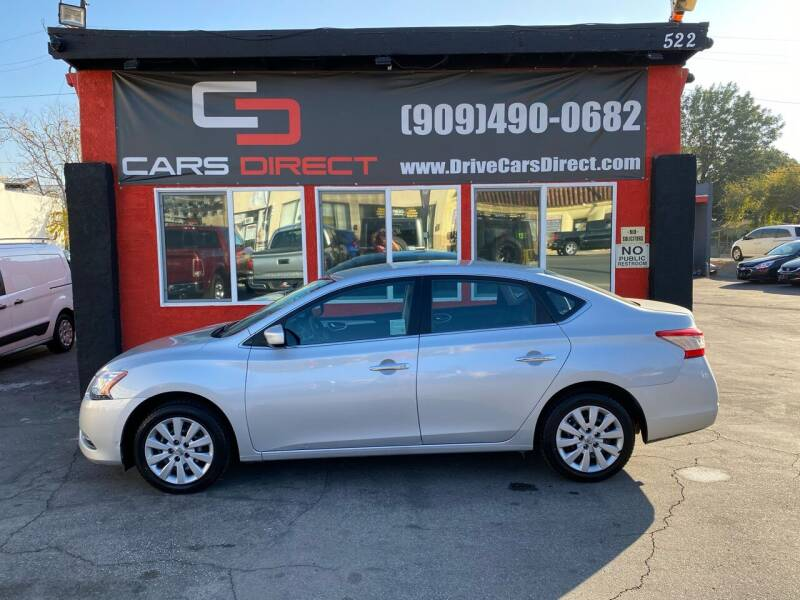 2014 Nissan Sentra for sale at Cars Direct in Ontario CA