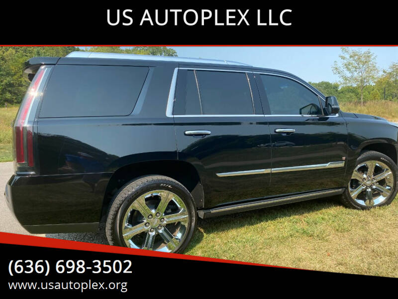 2015 Cadillac Escalade for sale at US AUTOPLEX LLC in Wentzville MO