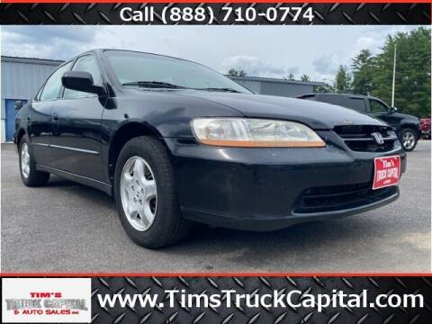 2000 Honda Accord for sale at TTC AUTO OUTLET/TIM'S TRUCK CAPITAL & AUTO SALES INC ANNEX in Epsom NH