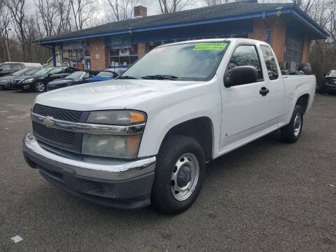 2006 Chevrolet Colorado for sale at CENTRAL GROUP in Raritan NJ