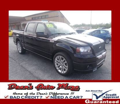 2008 Ford F-150 for sale at Dean's Auto Plaza in Hanover PA