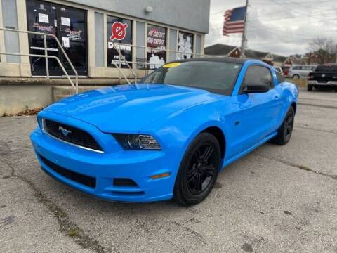 2014 Ford Mustang for sale at Bagwell Motors in Lowell AR