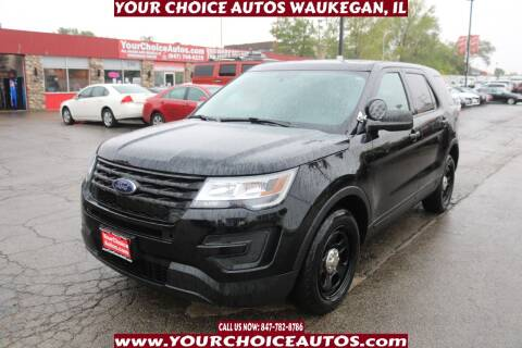 2019 Ford Explorer for sale at Your Choice Autos - Waukegan in Waukegan IL