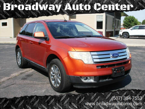 2007 Ford Edge for sale at Broadway Auto Center in New Ulm MN