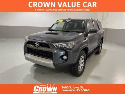 2015 Toyota 4Runner for sale at Crown Automotive of Lawrence Kansas in Lawrence KS