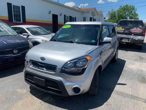 2012 Kia Soul for sale at Credit Connection Auto Sales Dover in Dover PA