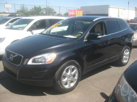 2011 Volvo XC60 for sale at Town and Country Motors - 1702 East Van Buren Street in Phoenix AZ