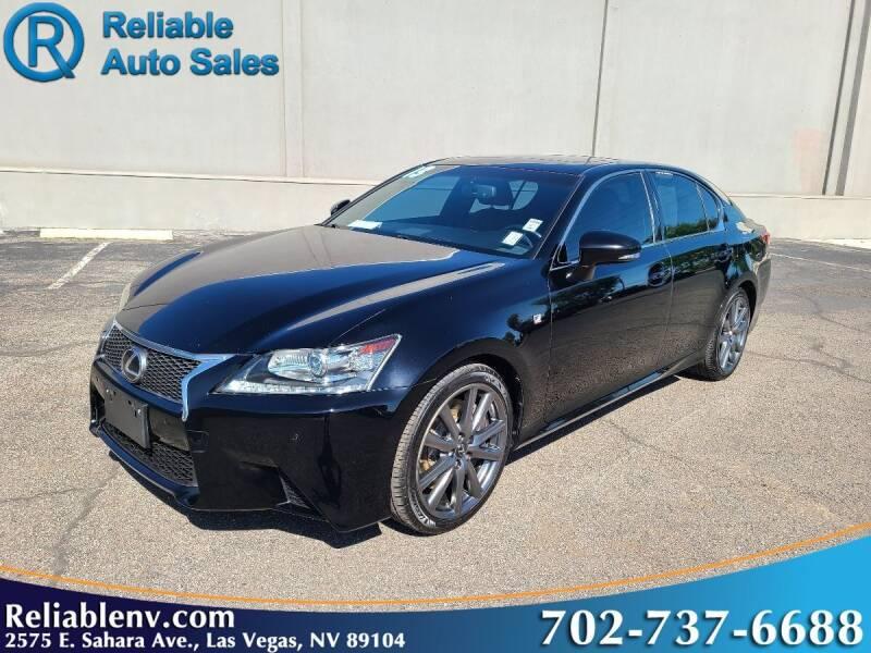 2013 Lexus GS 350 for sale in Las Vegas, NV