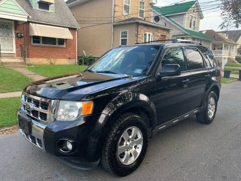 2011 Ford Escape for sale at Michaels Used Cars Inc. in East Lansdowne PA