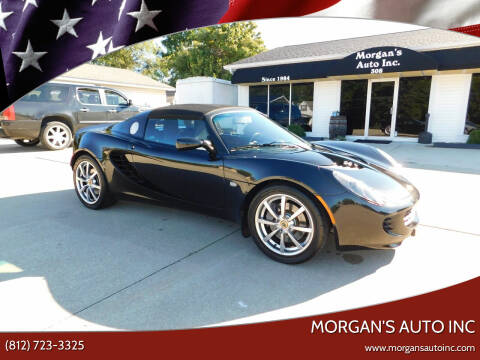 2005 Lotus Elise for sale at Morgan's Auto Inc in Paoli IN