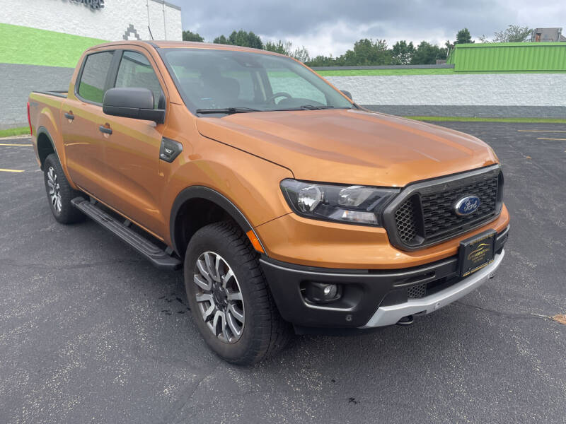 2019 Ford Ranger for sale at South Shore Auto Mall in Whitman MA