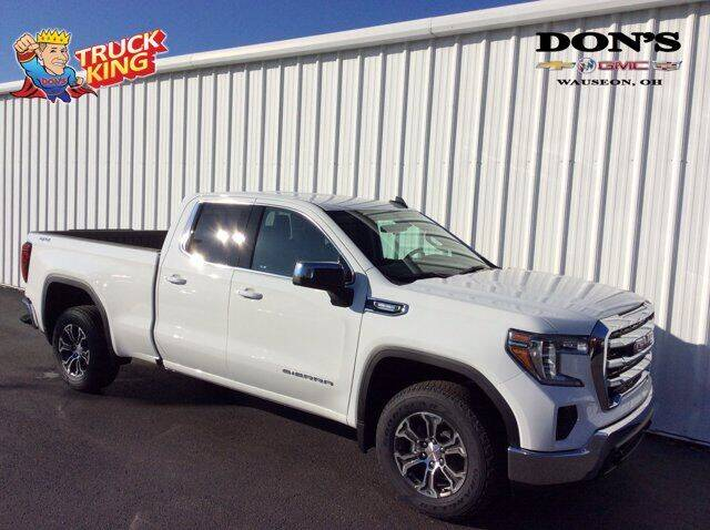 2020 GMC Sierra 1500 for sale at DON'S CHEVY, BUICK-GMC & CADILLAC in Wauseon OH