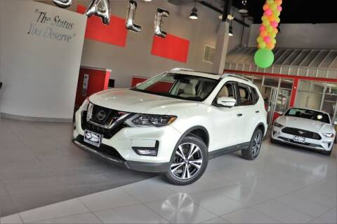 2017 Nissan Rogue for sale at Quality Auto Center of Springfield in Springfield NJ