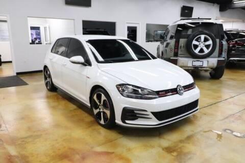 2019 Volkswagen Golf GTI for sale at RPT SALES & LEASING in Orlando FL