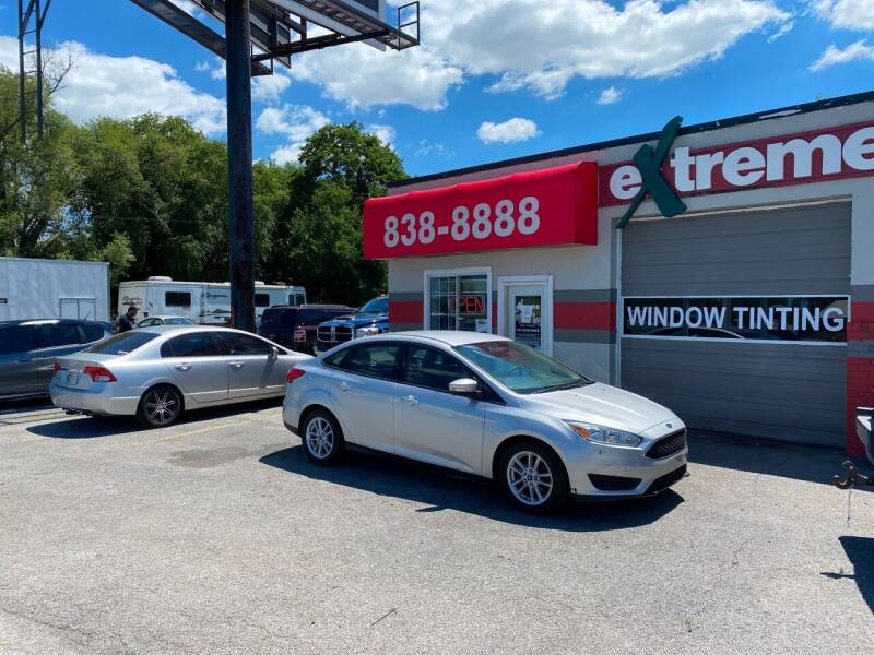 2015 Ford Focus for sale at Extreme Auto Sales in Plainfield IN