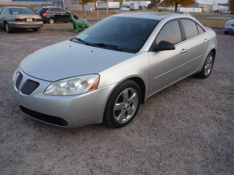 2006 Pontiac G6 for sale at Car Corner in Sioux Falls SD