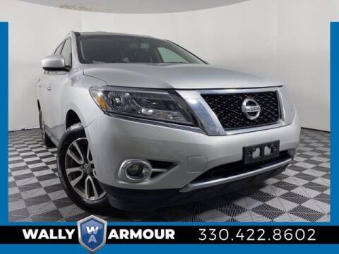 2015 Nissan Pathfinder for sale at Wally Armour Chrysler Dodge Jeep Ram in Alliance OH