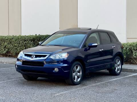 2007 Acura RDX for sale at Carfornia in San Jose CA