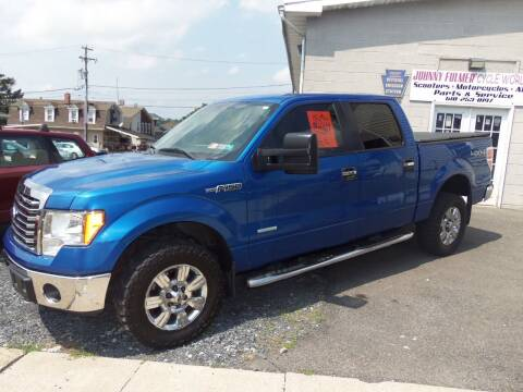 2011 Ford F-150 for sale at Fulmer Auto Cycle Sales - Fulmer Auto Sales in Easton PA