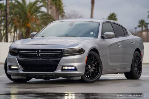 2017 Dodge Charger for sale at Euro Auto Sales in Santa Clara CA