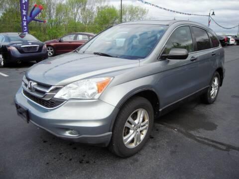 2010 Honda CR-V for sale at 1-2-3 AUTO SALES, LLC in Branchville NJ