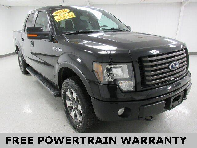 2012 Ford F-150 for sale at Sports & Luxury Auto in Blue Springs MO