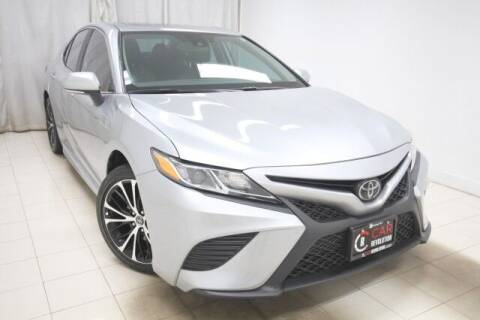 2019 Toyota Camry for sale at EMG AUTO SALES in Avenel NJ