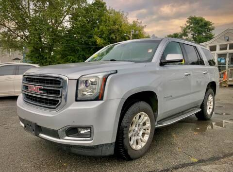 2016 GMC Yukon for sale at Top Line Import in Haverhill MA