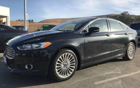 2015 Ford Fusion for sale at Autos Wholesale in Hayward CA