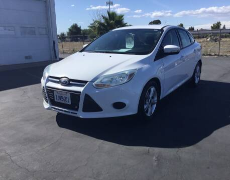 2014 Ford Focus for sale at My Three Sons Auto Sales in Sacramento CA