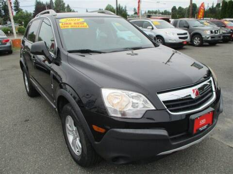 2009 Saturn Vue for sale at GMA Of Everett in Everett WA
