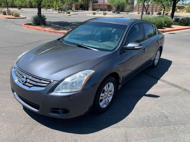 2010 Nissan Altima for sale at San Tan Motors in Queen Creek AZ