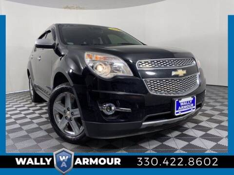 2015 Chevrolet Equinox for sale at Wally Armour Chrysler Dodge Jeep Ram in Alliance OH