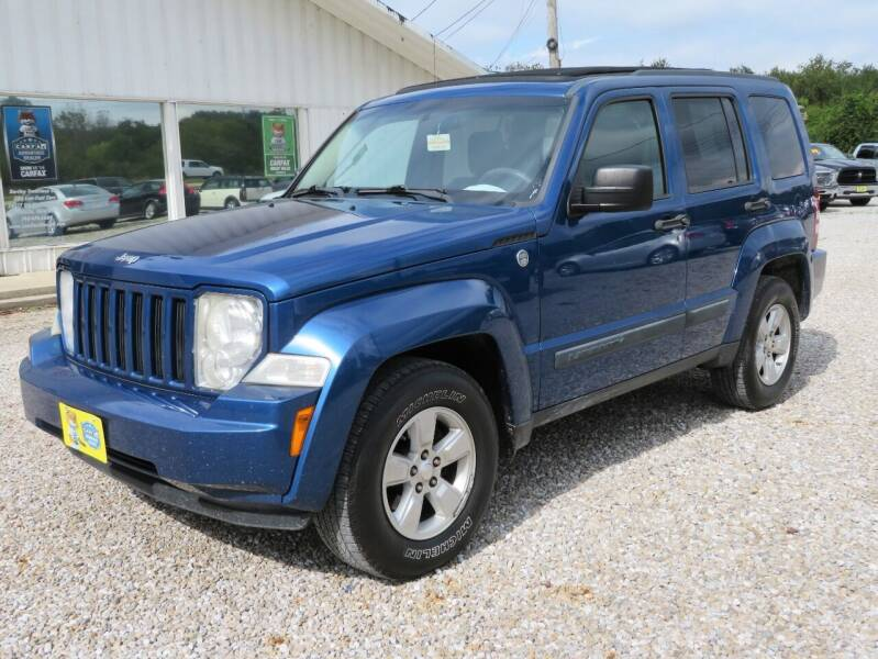 2009 Jeep Liberty for sale at Low Cost Cars in Circleville OH