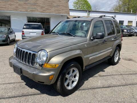 2005 Jeep Liberty for sale at ENFIELD STREET AUTO SALES in Enfield CT