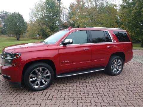 2015 Chevrolet Tahoe for sale at CARS PLUS in Fayetteville TN