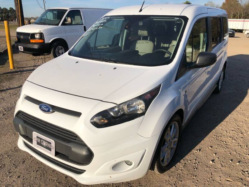 2015 Ford Transit Connect Wagon for sale at CAR CORNER in Van Buren AR