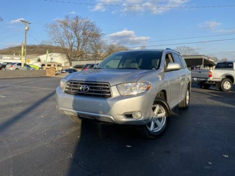 2010 Toyota Highlander for sale at Auto Credit Group in Nashville TN