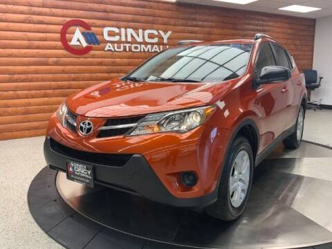 2015 Toyota RAV4 for sale at Dixie Motors in Fairfield OH