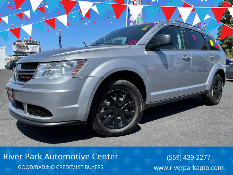 2016 Dodge Journey for sale at River Park Automotive Center in Fresno CA